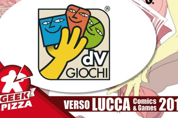 Verso Lucca Comics & Games 2018 – dv Giochi