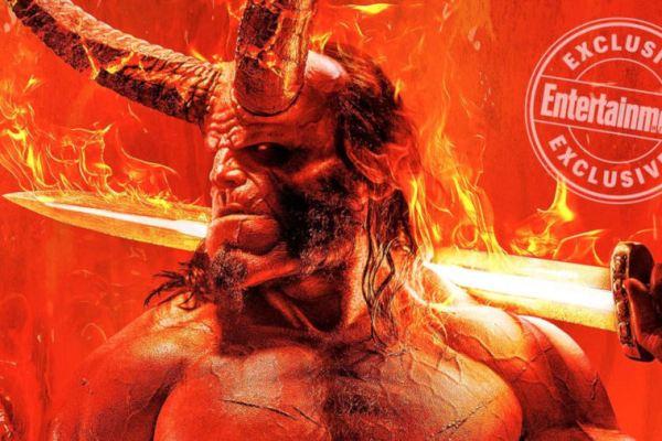 Hellboy, ecco il trailer!