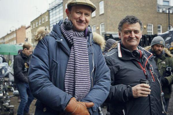 Dracula: la nuova serie di Steven Moffat e Mark Gatiss
