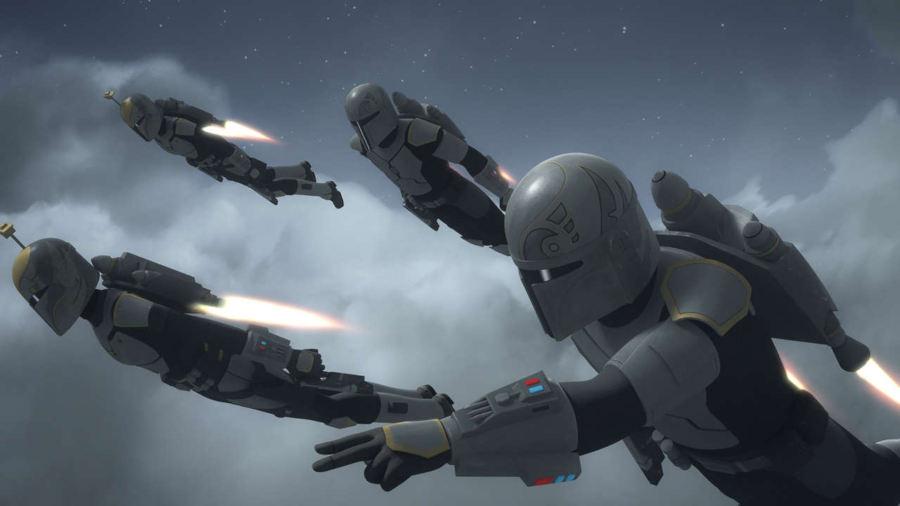 Star Wars: The Mandalorian, annunciati titolo e sinossi della serie!