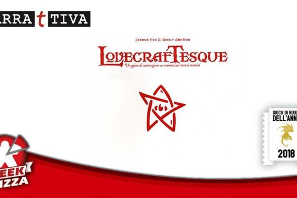 Perché Lovecraftesque è il gioco di ruolo dell'anno?