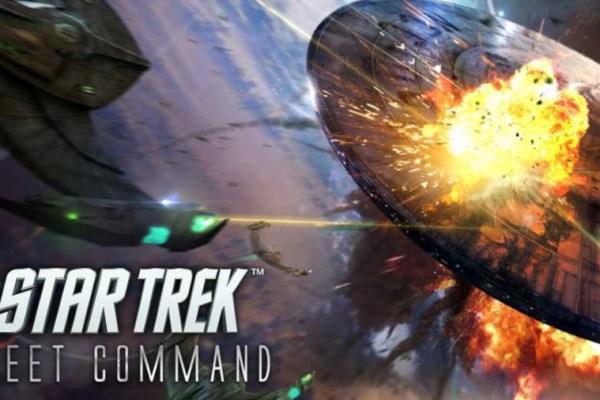 Star Trek: annunciato il nuovo videogame 'Fleet Command' per iOS ed Android