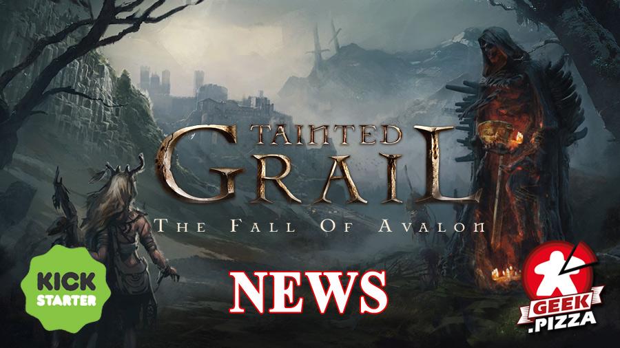 Tainted Grail – Aggiornamento n°9