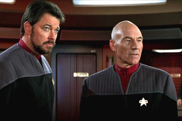 Star Trek: la serie TV col capitano Picard arriverà nel 2019