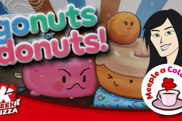 Meeple a Colazione – GoNuts for Donuts