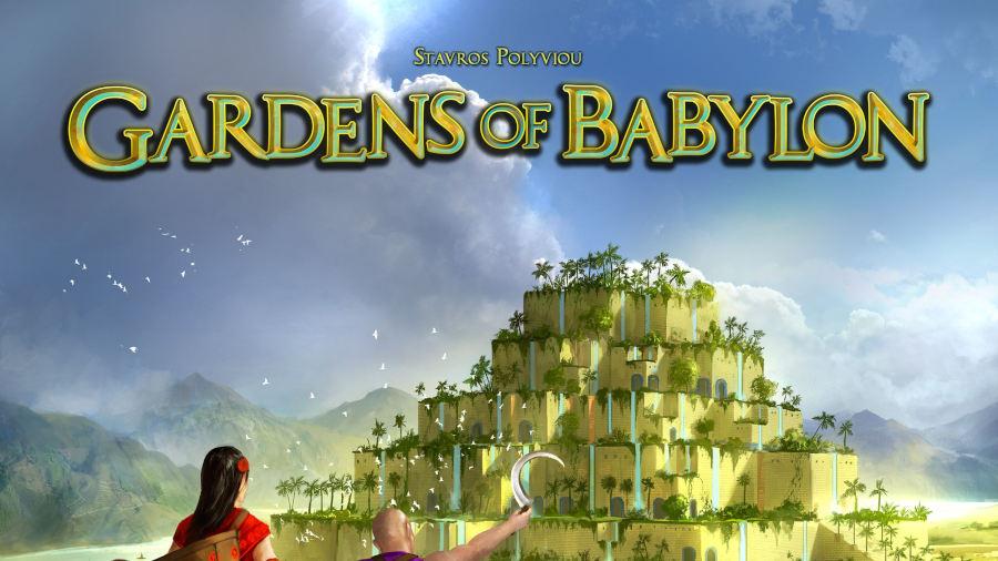 Gardens of Babylon: il diario dell'autore – di Stavros Polyviou