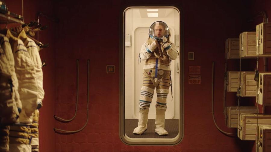 Un equipaggio di cavie umane nello spazio nel trailer di High Life