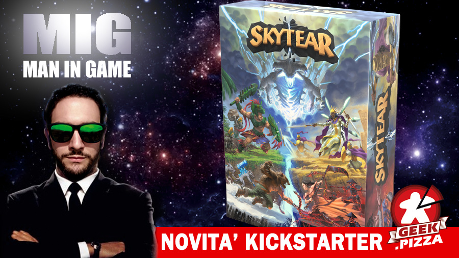 MIG Novità Kickstarter: Skytear