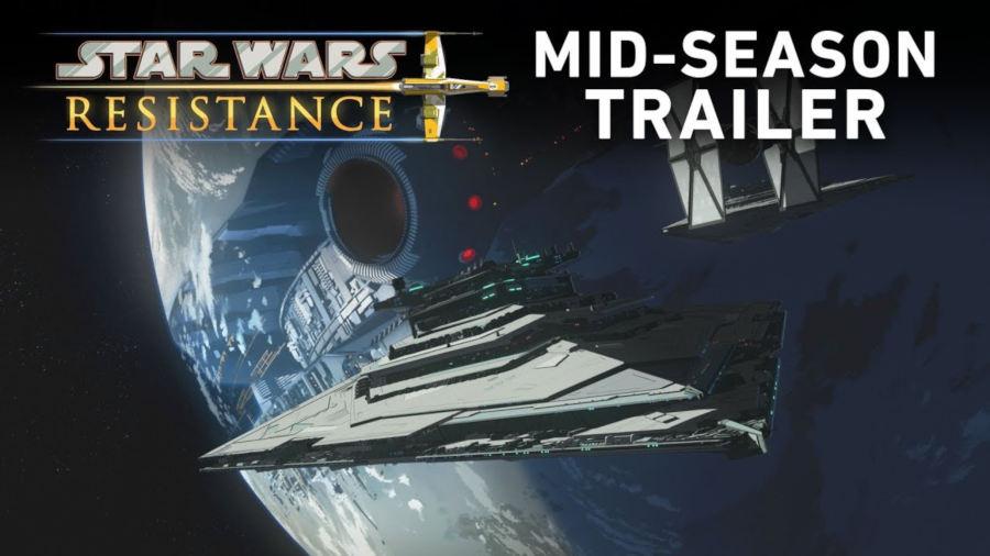 Star Wars Resistance rinnovata, ed ecco il nuovo trailer