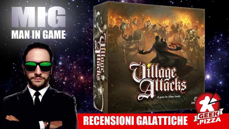 MIG Recensioni Galattiche: Village Attacks