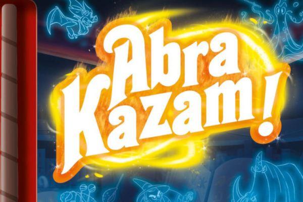 MS Edizioni presenta Abra Kazam!