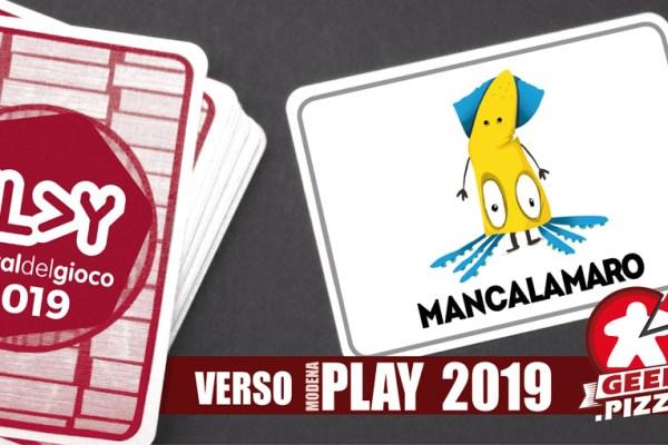 Verso Play 2019 – ManCalamaro