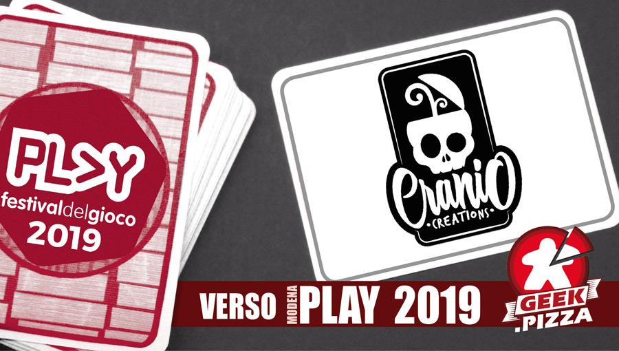 Verso Play 2019 – Cranio Creations