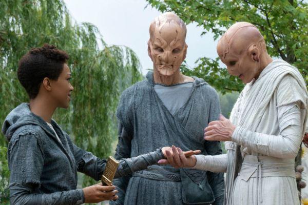 """Star Trek Discovery: il trailer dell'episodio 2×06, """"Una scena da Star Trek: Discovery 2×06 – """"The Sound of thunder"""""""