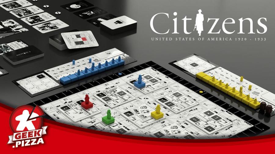 Citizens – presto su Kickstarter