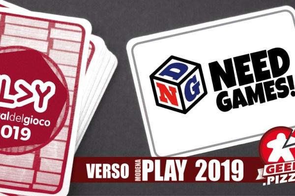 Verso Play 2019 – Need Games