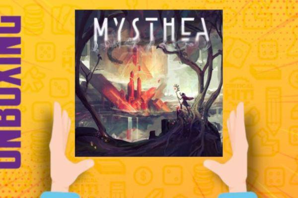 Mysthea – Unboxing