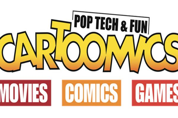 Cartoomics: Brickcomics 2019 – Movies and Comics in bricks