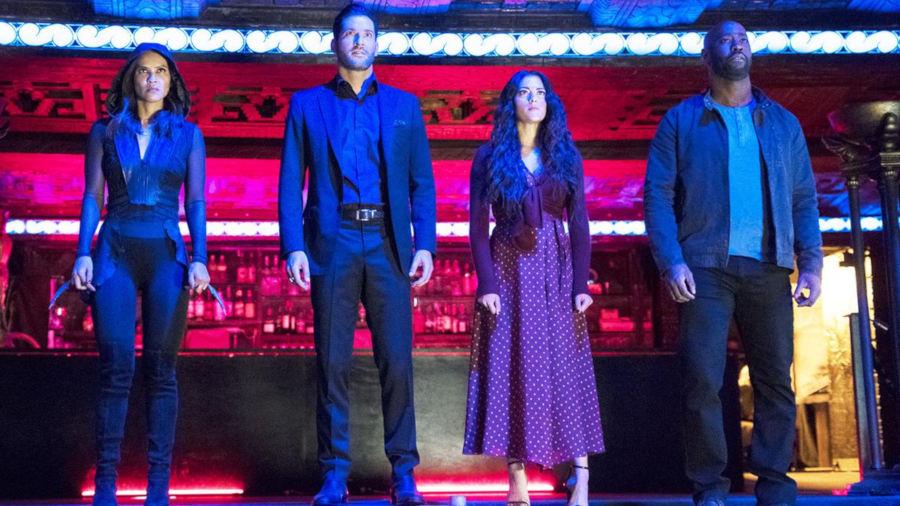 Lucifer torna, ecco il trailer della IV stagione su Netflix