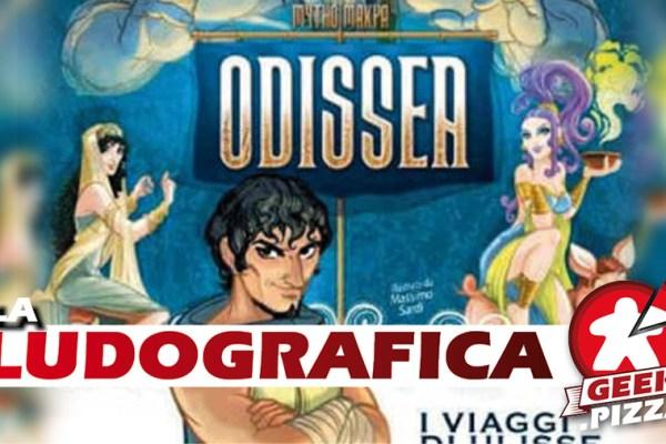Ludografica – Odissea: I viaggi di Ulisse