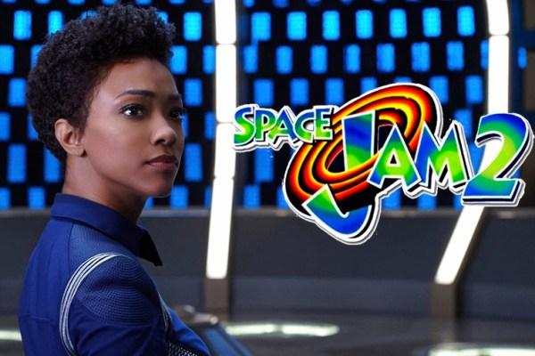 Space Jam 2: Sonequa Martin-Green si unisce al cast e raggiunge LeBron James!