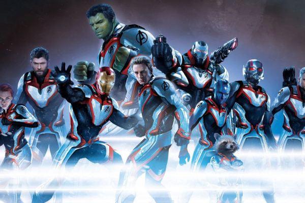 Ecco il diagramma che spiega Avengers: Endgame