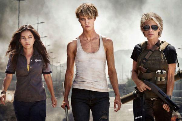 Terminator: Dark Fate, il trailer del ritorno di Sarah Connor