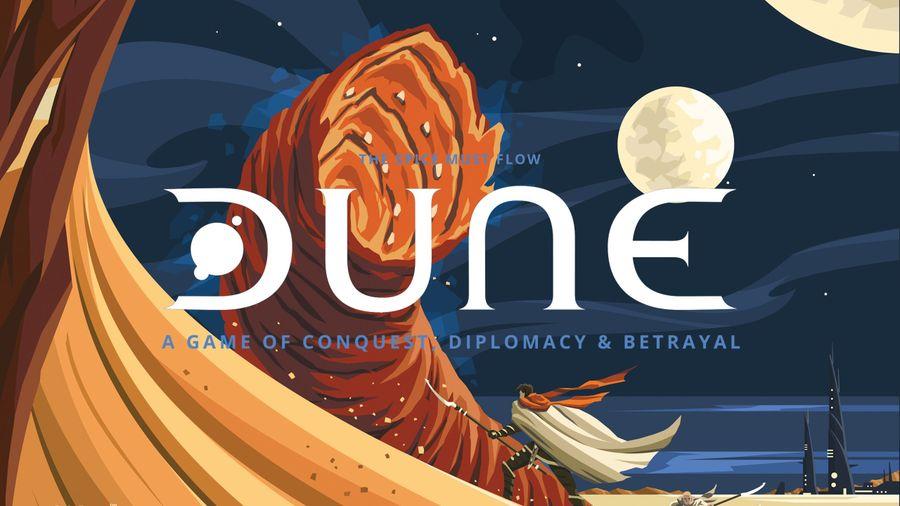 Dune, una nuova edizione per un gioco introvabile
