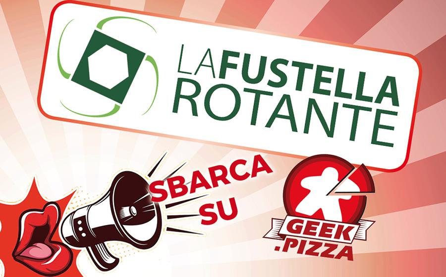 Fustella Rotante LIVE, anche su Geek.pizza!