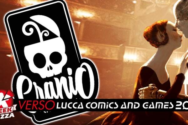 Verso Lucca Comics & Games 2019: Cranio Creations