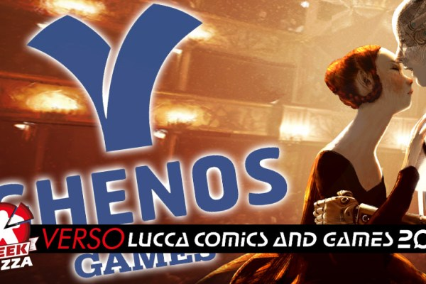Verso Lucca Comics & Games 2019: Ghenos Games