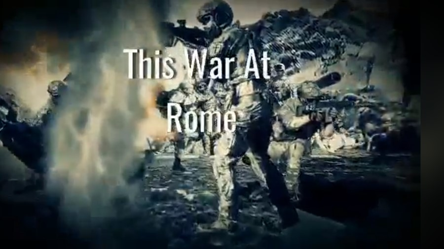 This War (of Mine) At Rome – Live a Roma!