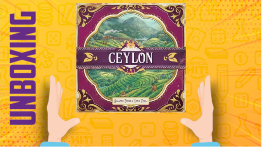 Ceylon – Unboxing