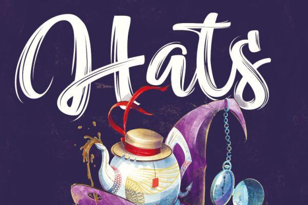 Lo spacciagiochi – Hats