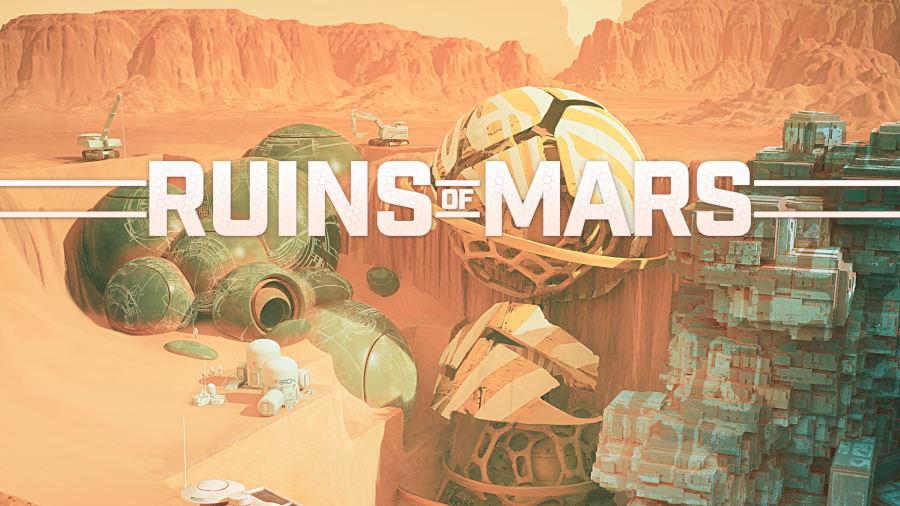 Anteprima: Ruins of Mars su Kickstarter