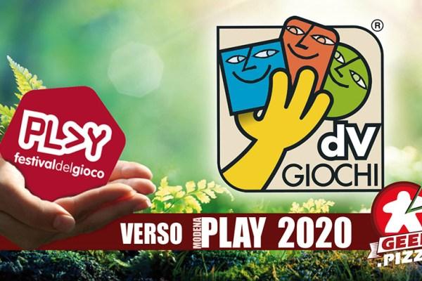 Verso Play 2020 – dV Giochi