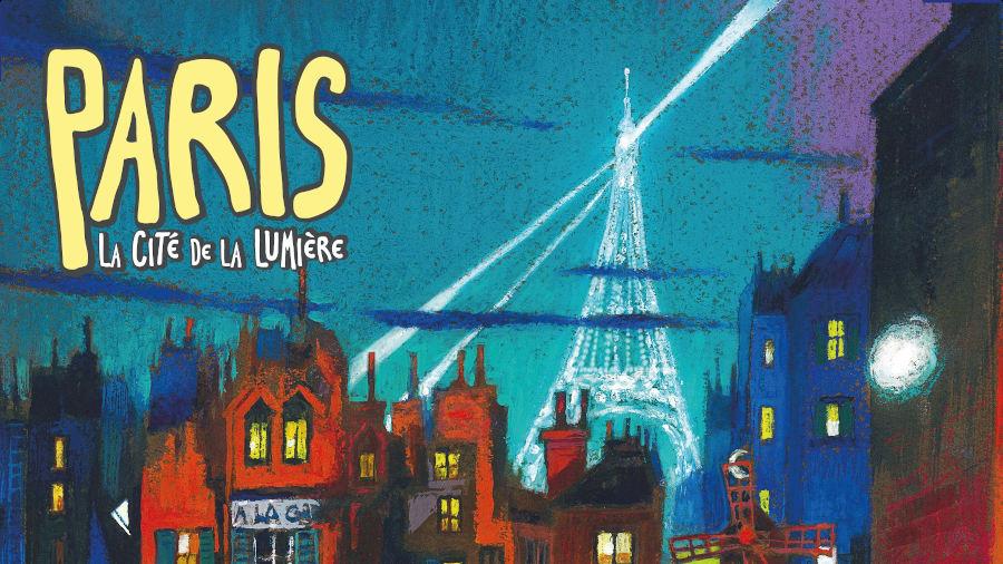 Giochi in pillole – Paris: La cité de la lumière