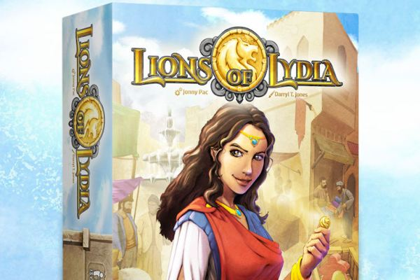 Anteprima: Lions of Lydia su Kickstarter