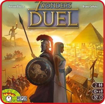 Magnifici 10 di maggio 2021 - 1 7 Wonders Duel