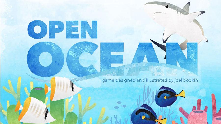 Anteprima: Open Ocean su Kickstarter