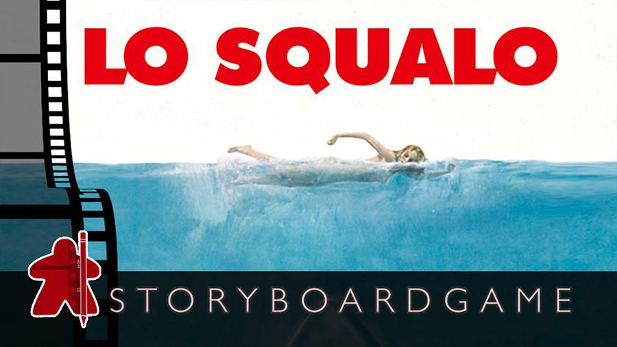 Storyboardgame – Lo squalo