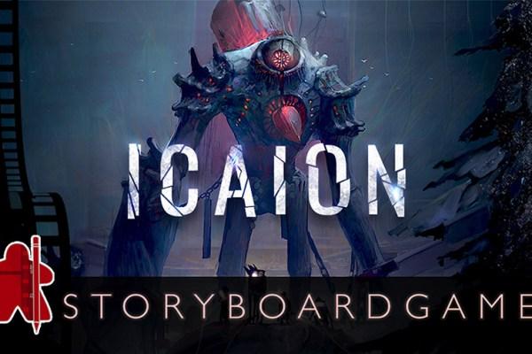 Storyboardgame – Icaion