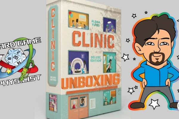 Clinic – Deluxe Edition – Unboxing