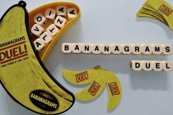 Bananagrams Duel: la recensione