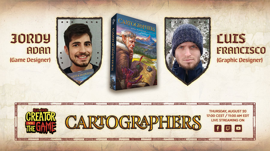 Creator Vs The Game – Ep. 2 – Cartographers