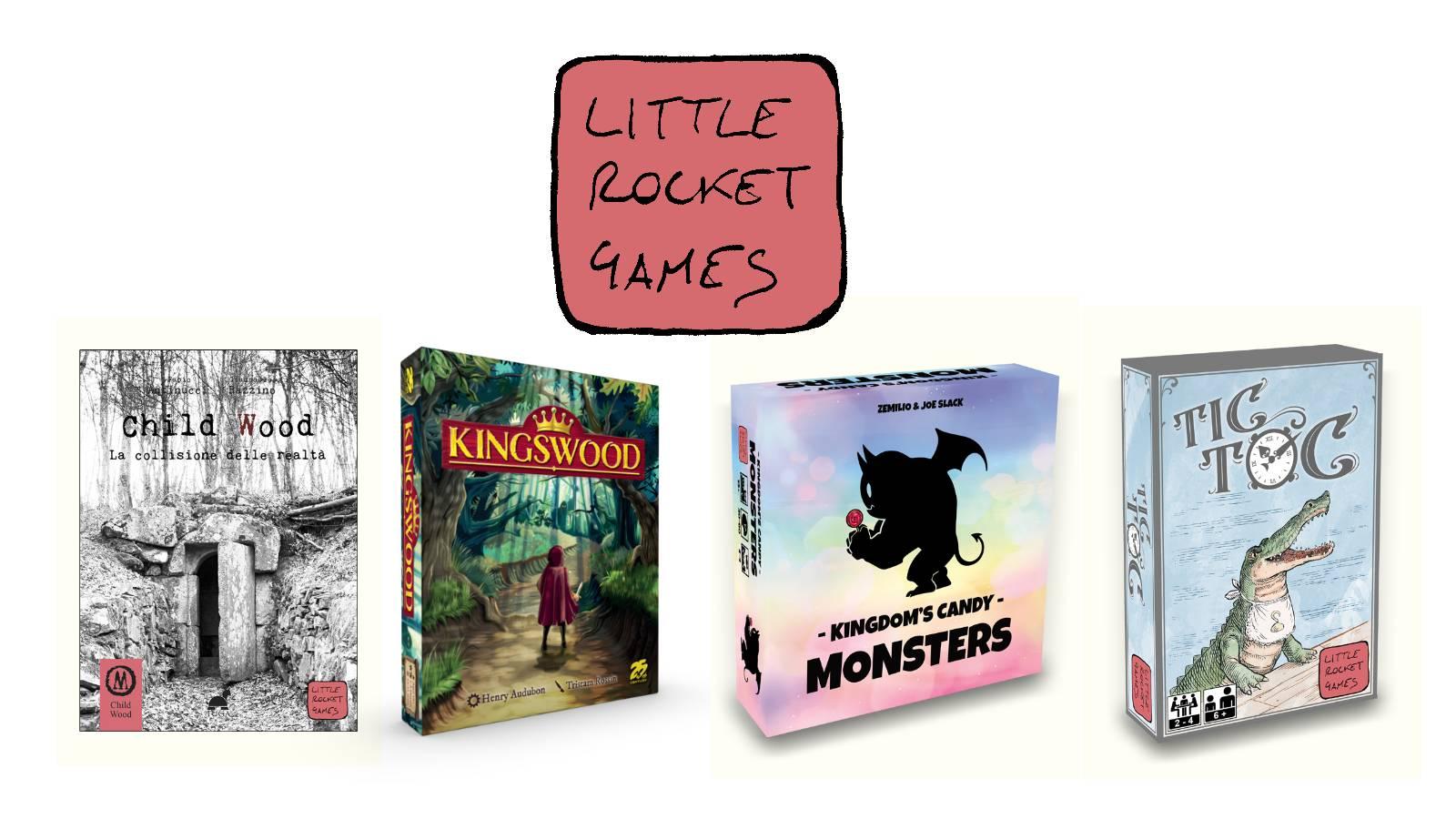 Little Rocket Games ci presenta le novità in arrivo in autunno