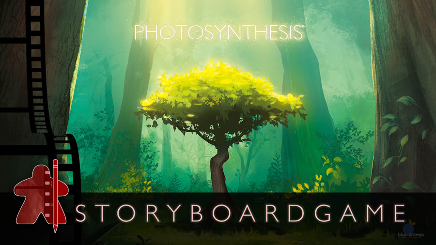 Storyboardgame – Photosyntesis