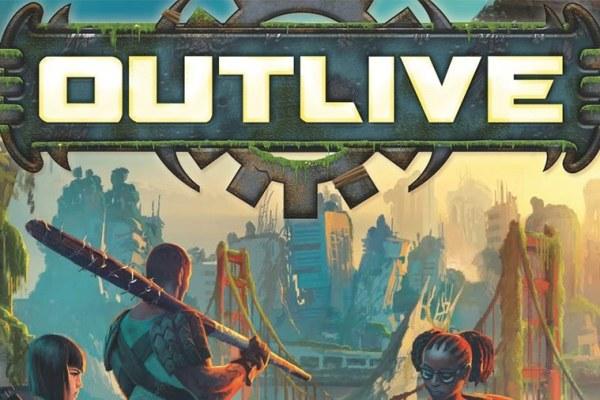 Outlive: partita completa con Lo Chef Ludico