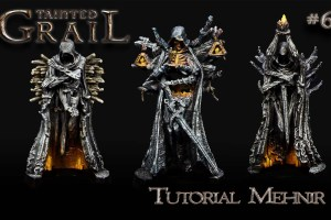 Kiki's Miniatures Mania – Tainted Grail Ep.6 – Come dipingere i Menhir