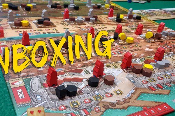 Predoni di Scizia – Unboxing